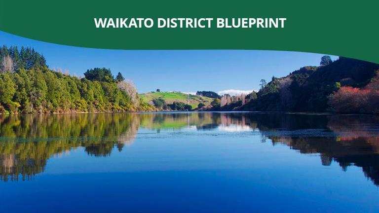 Waikato District Blueprint