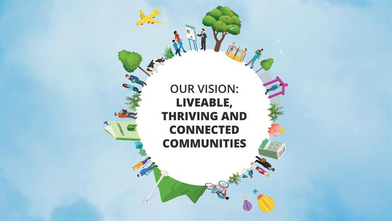 Long Term Plan Vision unveiled