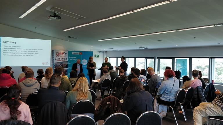 PopUp Business School comes to the Waikato