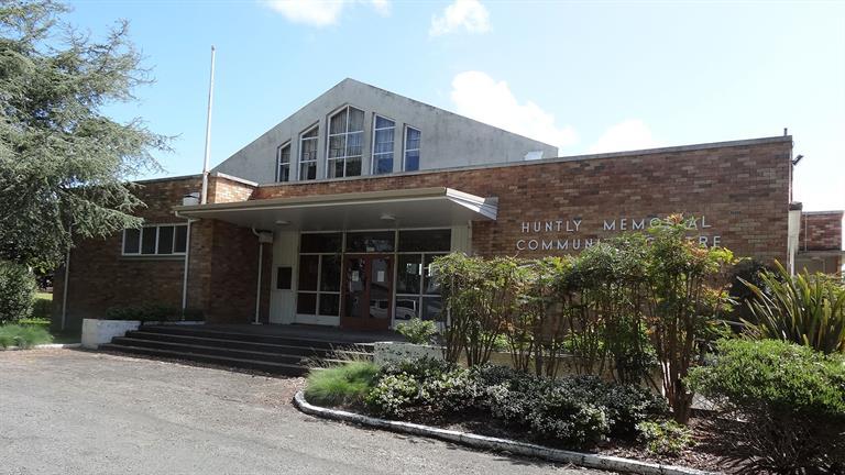 Huntly Memorial Community Hall