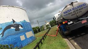 Raglan water supply issue - November 2016 (2)
