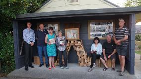 Pokeno's 'tiny library'