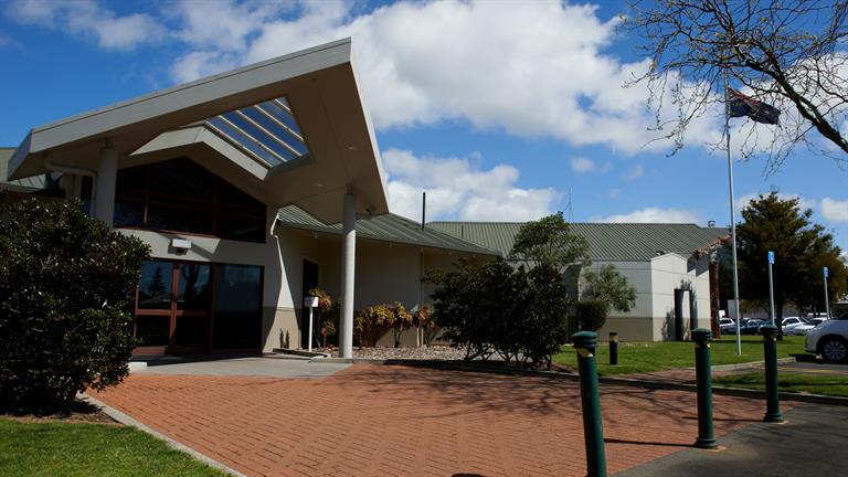 Waikato-District-Council-head-office-in-Ngaruawahia