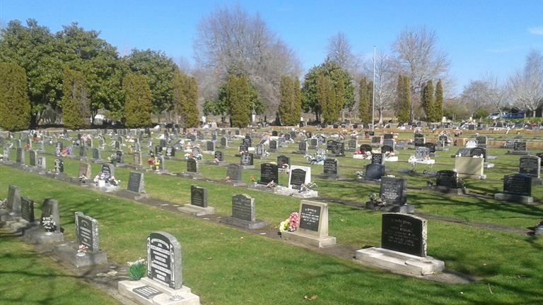 Huntly Cemetery