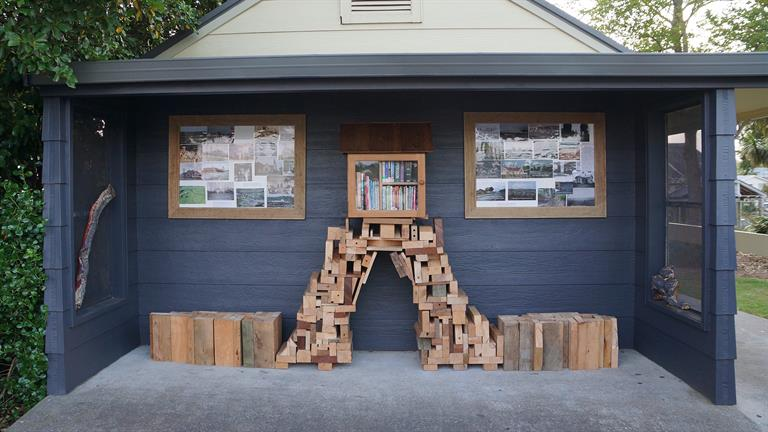 Visit your local Little Library