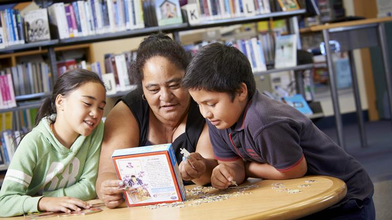 Library membership is free to everyone who lives in the Waikato district.