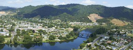 Ngaruawahia town