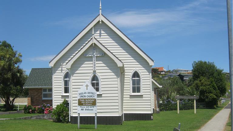 Raglan Church