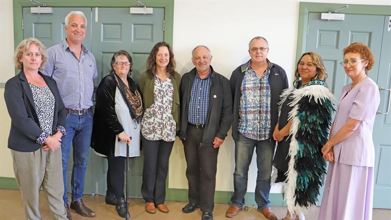 Onewhero Tuakau Community Board